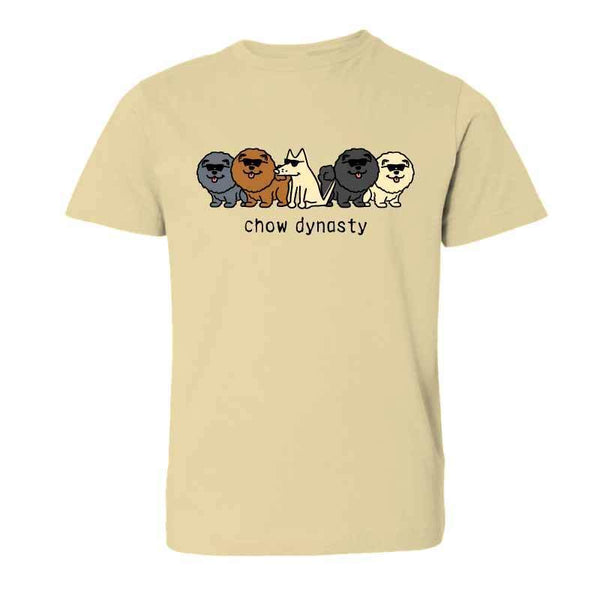 Chow Dynasty - T-Shirt - Kids