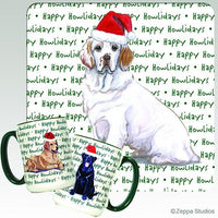 Clumber Spaniel Holiday Mug