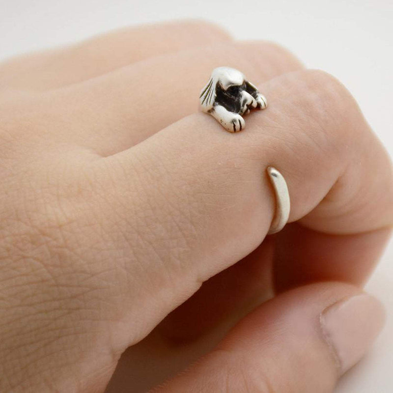 Cocker Spaniel Wrap Ring