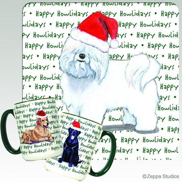 Coton du Tulear Holiday Mug