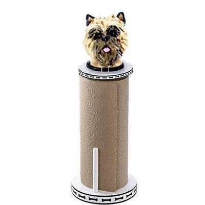 Cairn Terrier Paper Towel Holder