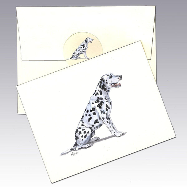 Dalmatian Note Cards