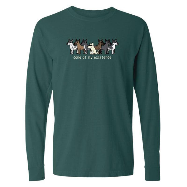 Dane Of My Existence - Long-Sleeve Shirt Classic