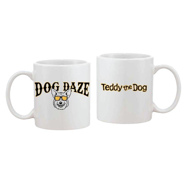 Dog Daze - Corgi - Coffee Mug