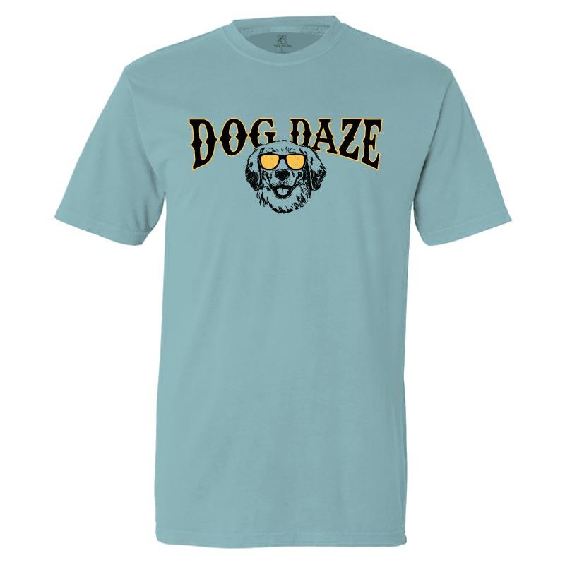 Dog Daze - Golden Retriever - Classic Tee