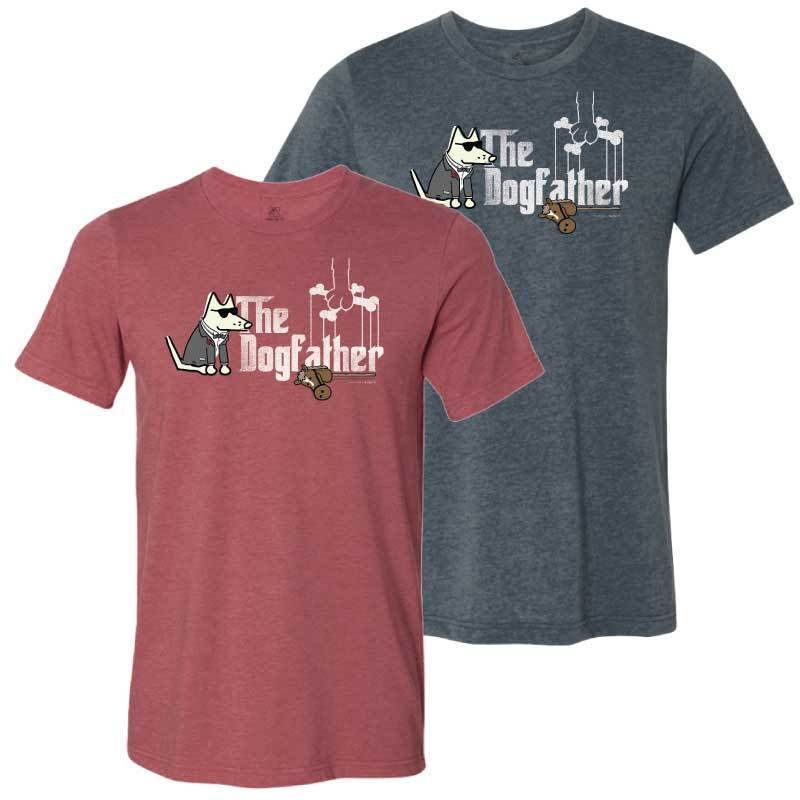 The Dogfather - Lightweight Tee