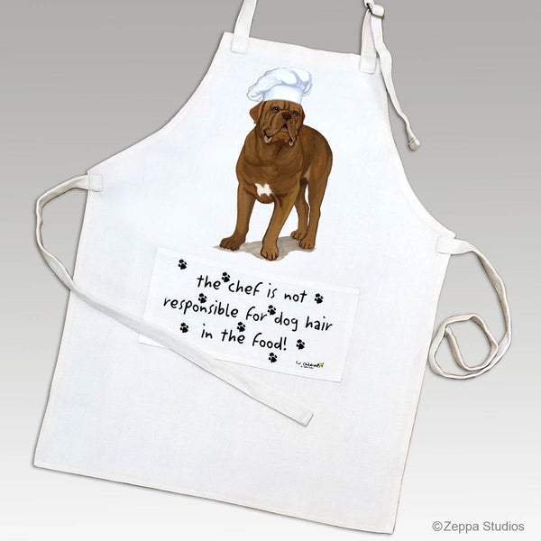 Dogue de Bordeaux Apron