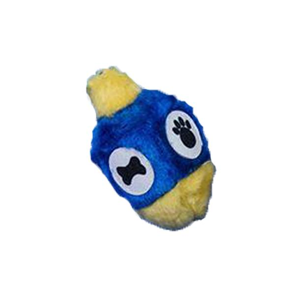 Plush Dreidel Dog Toy