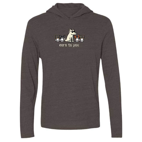 Ears To You - Long Sleeve  Hoodie