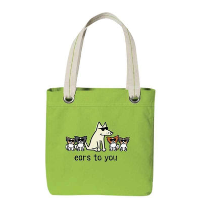 Ears To You - Canvas Tote