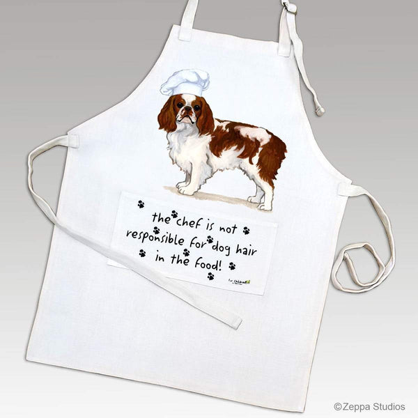English Toy Spaniel Apron