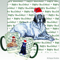 English Setter Holiday Mug