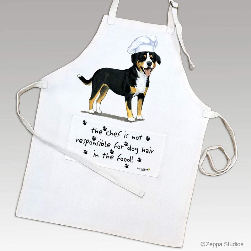 Entelbucher Mountain Dog Apron