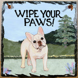 French Bulldog Slate Sign