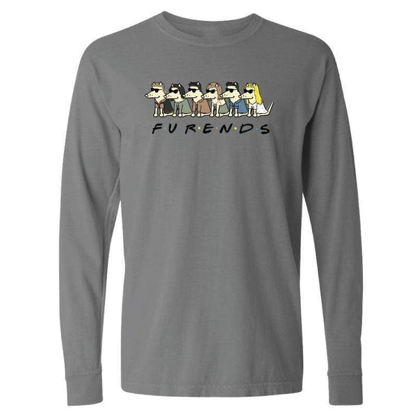 F-U-R-E-N-D-S - Classic Long-Sleeve Shirt