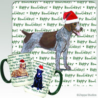 German Wirehaired Pointer Holiday Mug
