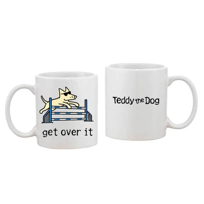 Get Over It - Coffee Mug