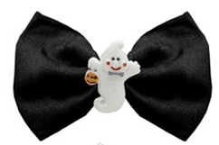 Ghost Bow Tie with Collar
