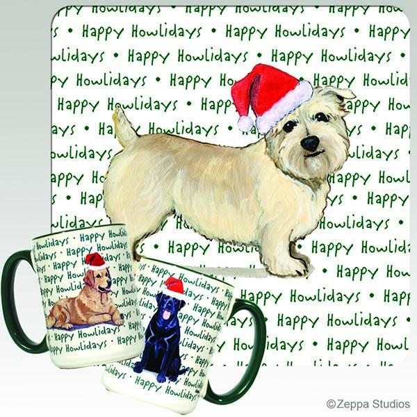 Glen of Imaal Terrier Holiday Mug