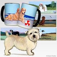 Glen of Imaal Terrier Scenic Mug