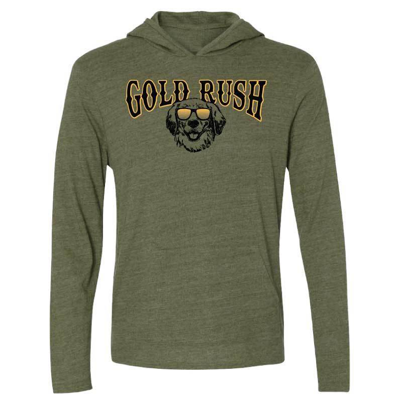 Shady Gold Rush - Long-Sleeve Hoodie Shirt
