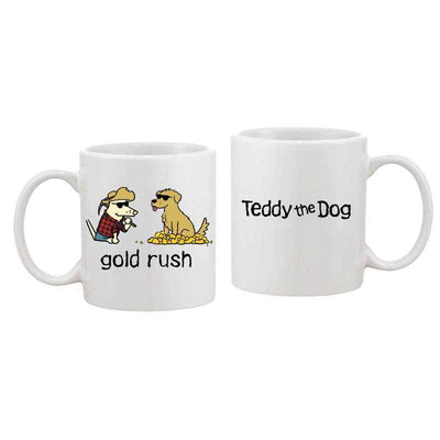 Teddy's Gold Rush - Coffee Mug