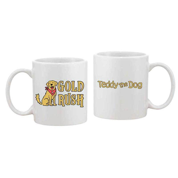 Gold Rush - Coffee Mug
