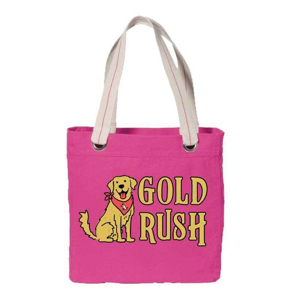 Gold Rush - Canvas Tote