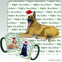 Great Dane Holiday Mug