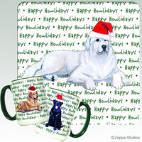 Great Pyrenees Holiday Mug