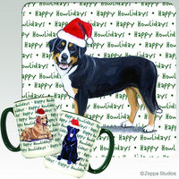 Greater Swiss Mountain Dog Holiday Mug
