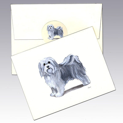 Havanese Note Cards