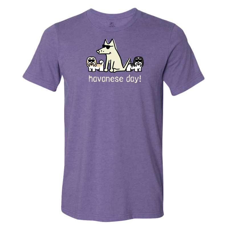 Havanese Day! - Lightweight Tee