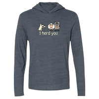 I Herd You - Long-Sleeve Hoodie T-Shirt