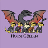 House Golden - T-Shirt