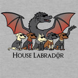 House Labrador - T-Shirt