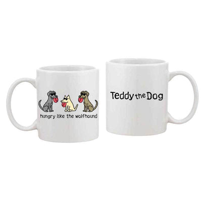 Hungry Like The Wolfhound - Coffee Mug