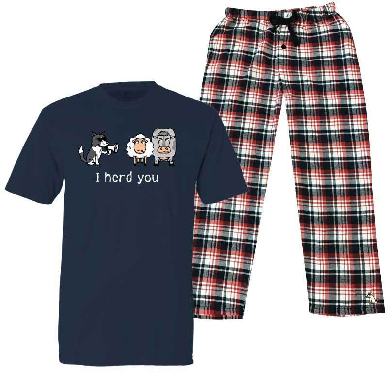 I Herd You - Pajama Set
