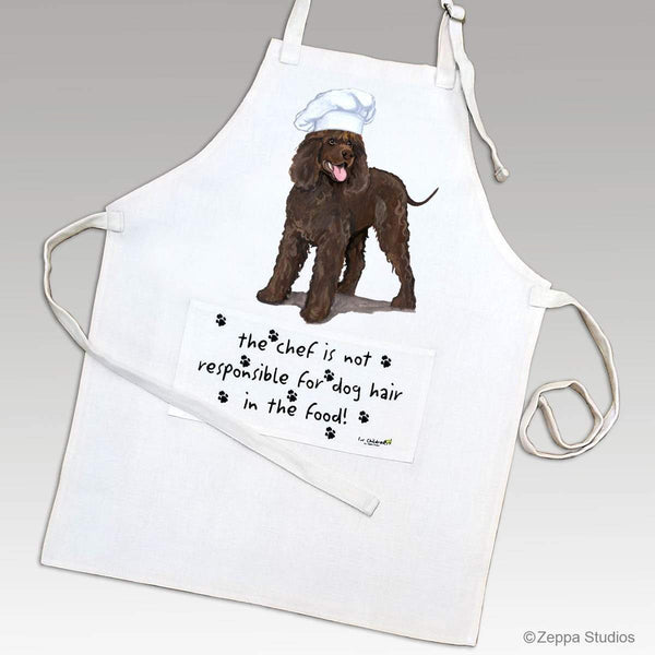 Irish Water Spaniel Apron