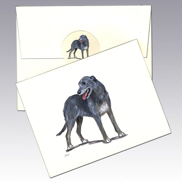 Irish Wolfhound Note Cards