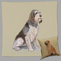 Spinone Italiano Pillow Cover