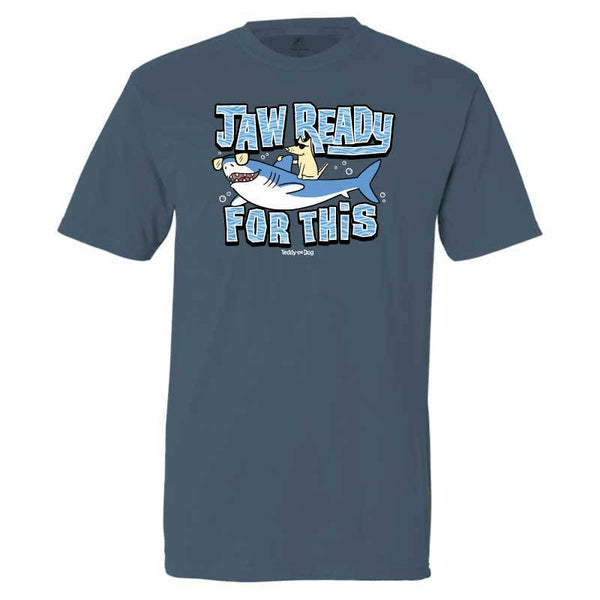 Jaw Ready For This? - Classic Tee
