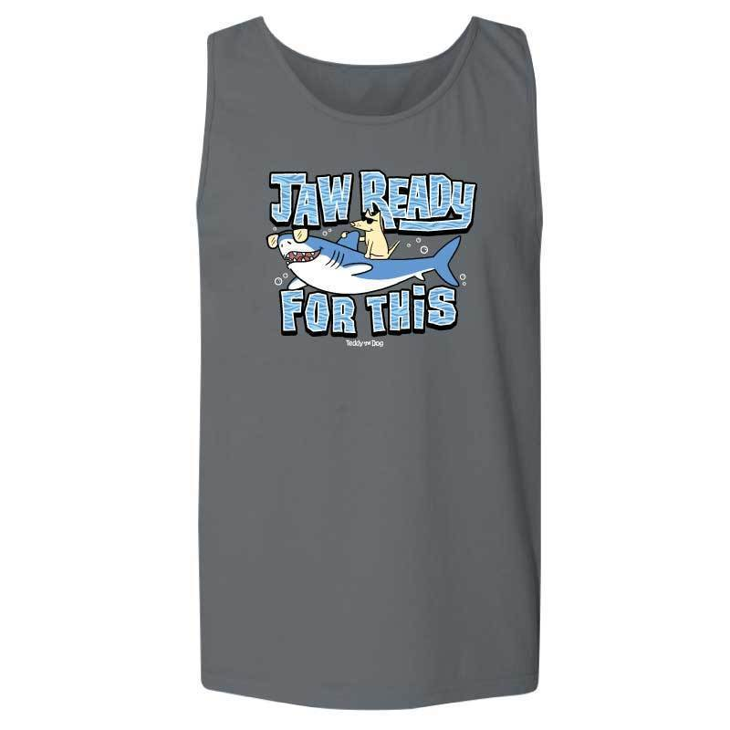 Jaw Ready For This? - Mens Tank