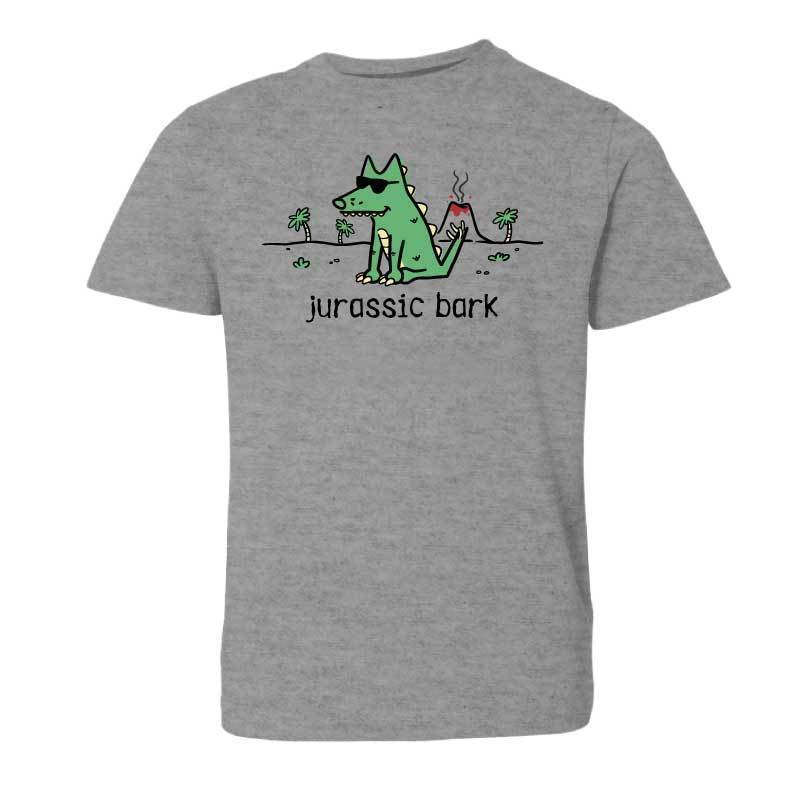 Jurassic Bark - T-Shirt - Kids