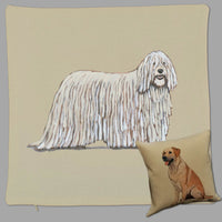 Komondor Pillow Cover