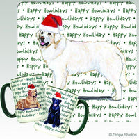 Kuvasz Holiday Mug