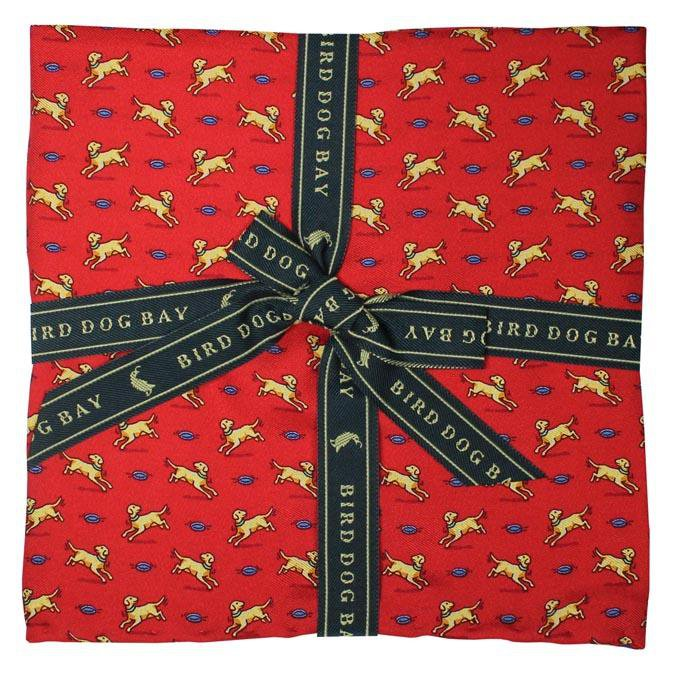Labrador Retriever Pocket Square
