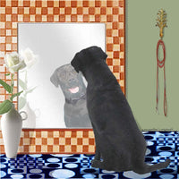 Labrador Retriever Memory Box