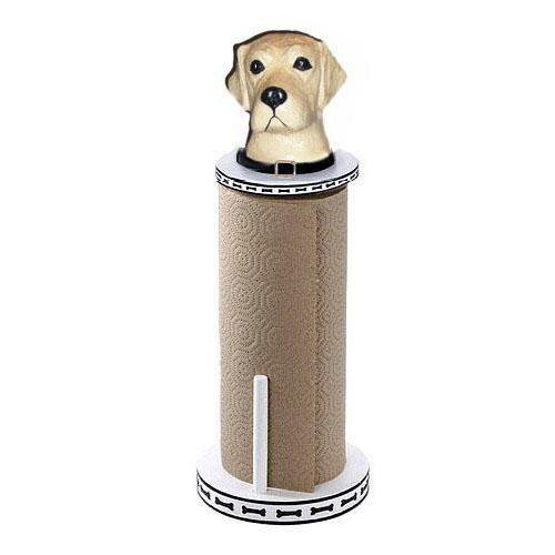 Labrador Retriever Paper Towel Holder