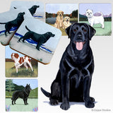 Labrador Retriever Scenic Coaster